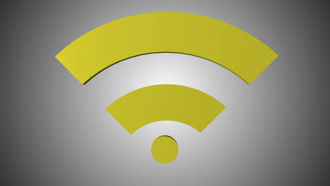 Wi fi icon 12 Animation