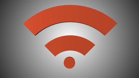 Wi fi icon 14 Animation