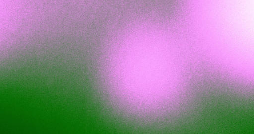 Grain Distorted Flickering Of Purple Ond Green Background Film Leader Animation