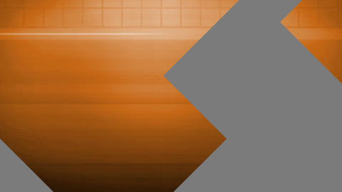Golden Tile Transition After Effects Template