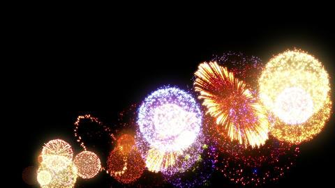 Fireworks Festival 3 Gn1 4k Animation