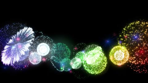 Fireworks Festival 3 Hn1 4k Animation