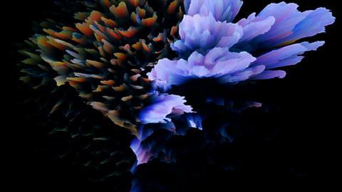 Flospasm (Exotic Multicolored Fluid) 1