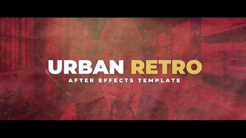 Urban Retro Premiere Pro Template