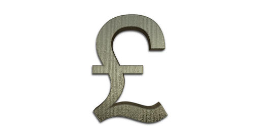 Pound Symbol Rotating GIF