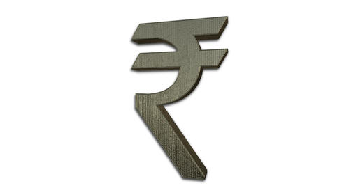 Indian Rupee Symbol GIF
