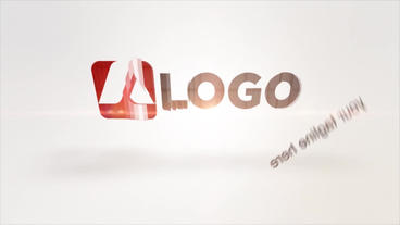 Eco Elegant Logo Animation After Effects Project