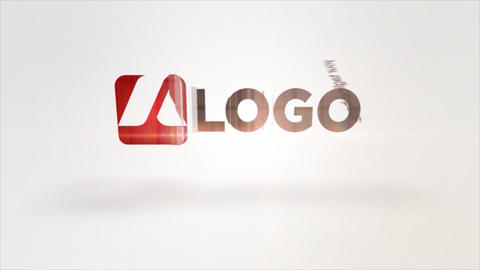 Eco Elegant Logo Animation After Effects Template