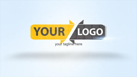 Elegant Logo Animation After Effects Template