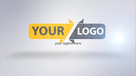 Expedite Smooth Logo Intro After Effects Template