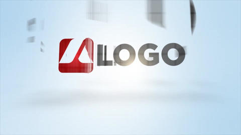Locus Smooth Logo Intro After Effects Template