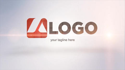 Magic Logo Opener Balance After Effects Template