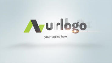 Re Minimal Logo After Effects Template