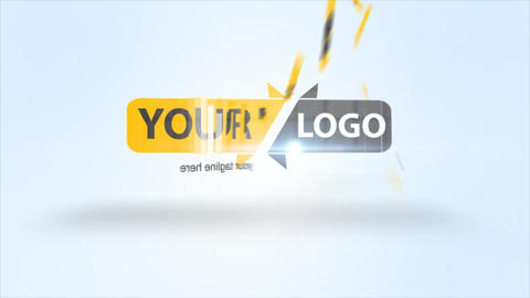 Smooth Logo Intro After Effects Template