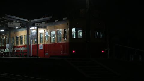 Local line, Kominato railway. Kazusaushiku Station starting/ローカル線、 Live Action