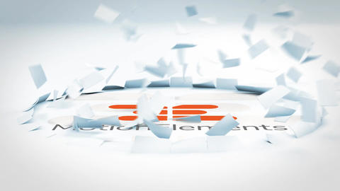 Papers Logo V2 After Effects Template