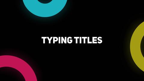 Typing Titles