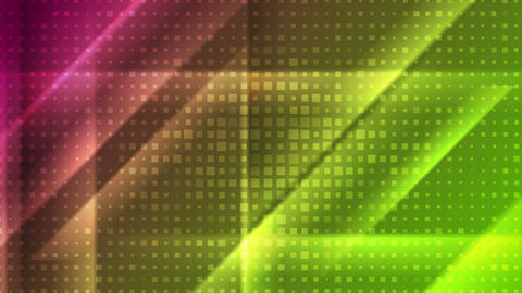 Abstract bright shiny geometric video animation Animation