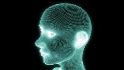 Wireframe Hologram 10 1
