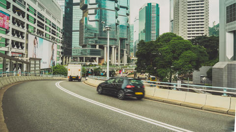 Hong Kong Traffic. Part 4.