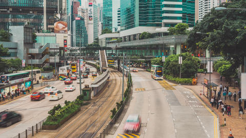 Hong Kong Traffic. Part 4. 0