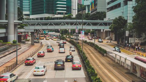 Hong Kong Traffic. Part 4. 1