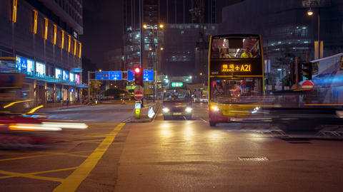 Hong Kong Traffic. Part 5.