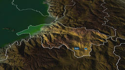 Canar - province of Ecuador. Physical Animation