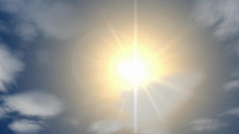 timelaps weather Animation
