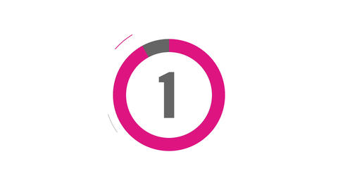 Countdown(pink) Animation
