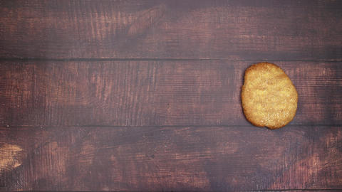 Egg became bread - Stop Motion Animation