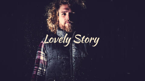 Lovely Story After Effects Template