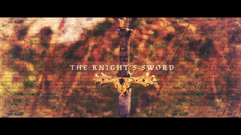 The Knight's Sword After Effectsテンプレート