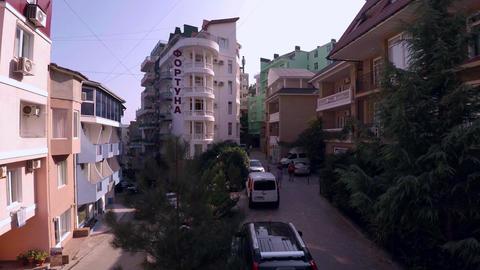 Crimea. Alushta Footage