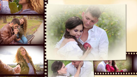 Love Story Romantic Slideshow After Effects Template
