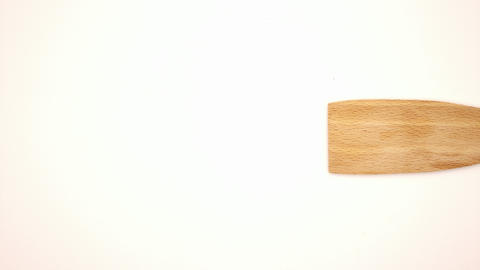 Fusilli appears in Wooden Spoon - Stop motion animation Animation