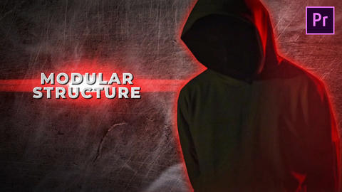 Action Trailer Premiere Pro Template