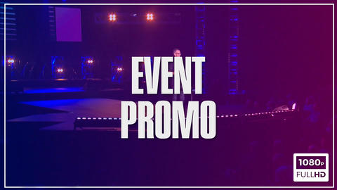Corporate Event Promo After Effects Template