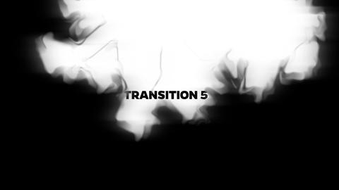 Ink Flow Transitions Animation