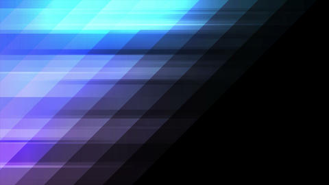 Blue violet tech minimal geometric abstract motion background Animation