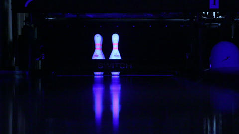 Bowling Footage