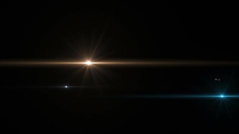 flashlights on black hd Stock Video Footage