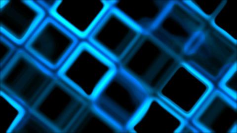 Glowing grid Stock Video Footage