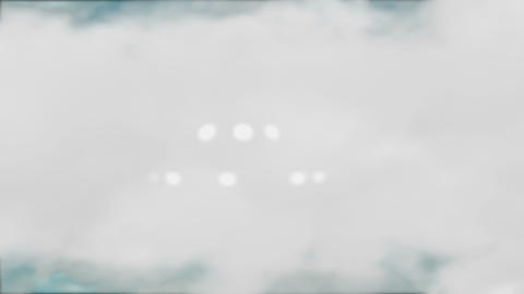 Ufo sun cloud Stock Video Footage