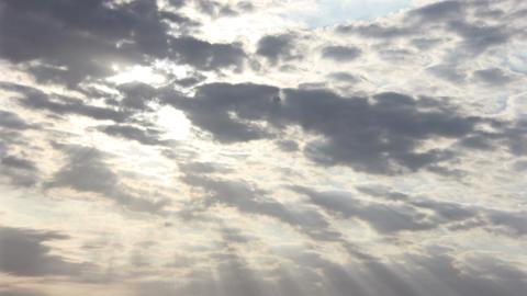 Cloudscape 18 Footage