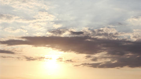 Cloudscape 18 Stock Video Footage