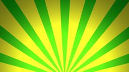 BG RETRO RADIAL 02 Green 30fps Stock Video Footage