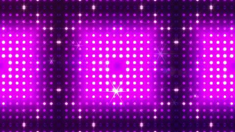 LED Kaleidoscope Wall 2 Bb 1 Na P HD Stock Video Footage