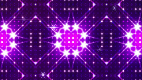 LED Kaleidoscope Wall 2 Bb 1 Na P HD Stock Video Footage
