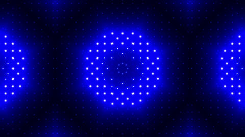 LED Kaleidoscope Wall 2 Bs 1 BTB HD Animation